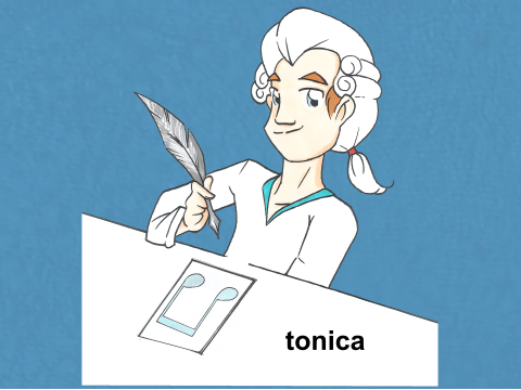 tonica - drawing