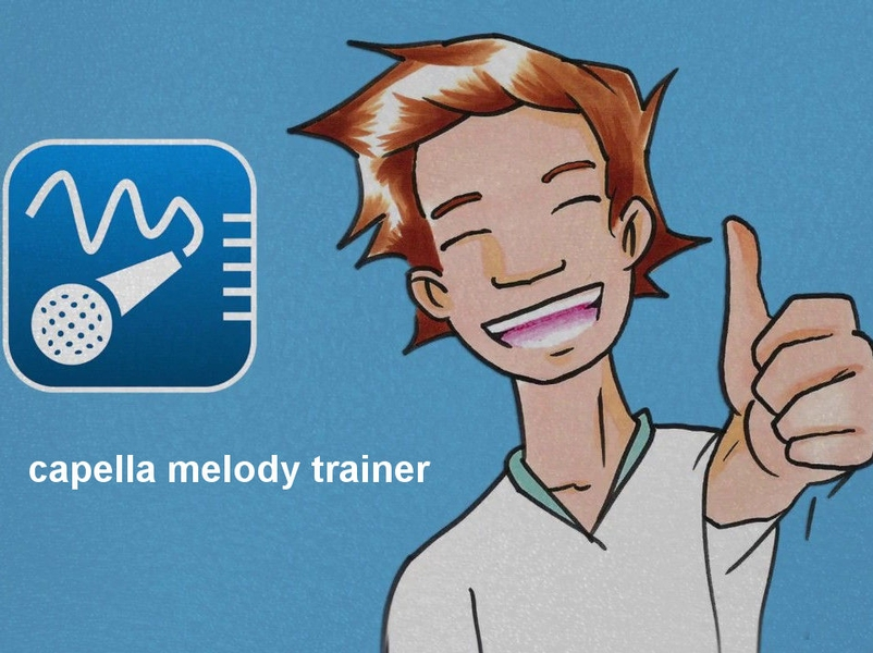 capella melody trainer - Video
