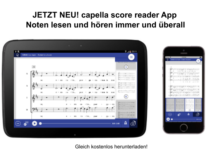 capella score reader App